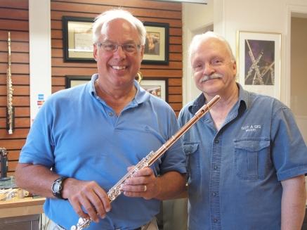 Principal Flute Sacramento Philharmonic Orchestra